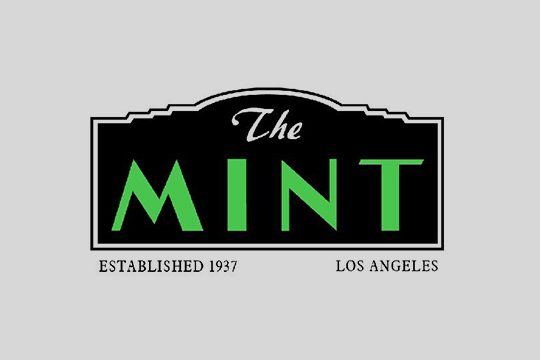 performance venues Performance Venues The Mint Logo