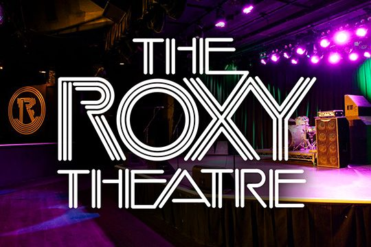 performance venues Performance Venues The Roxy Logo