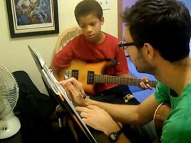 guitar lessons - join the band