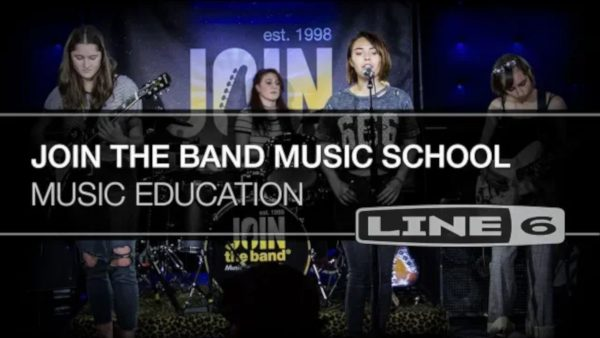 Join The Band Music School - Line 6