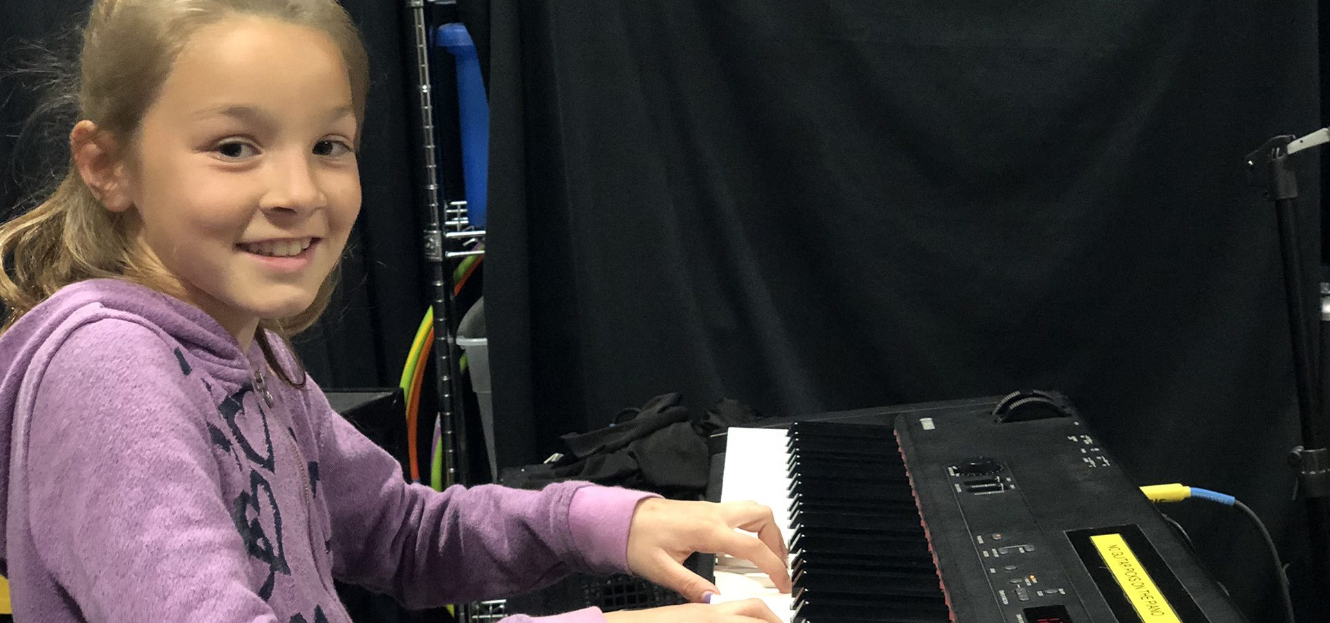 Intro to Music Camp - Beginner Piano Lessons - Sherman Oaks, Los Angeles - Join The Band