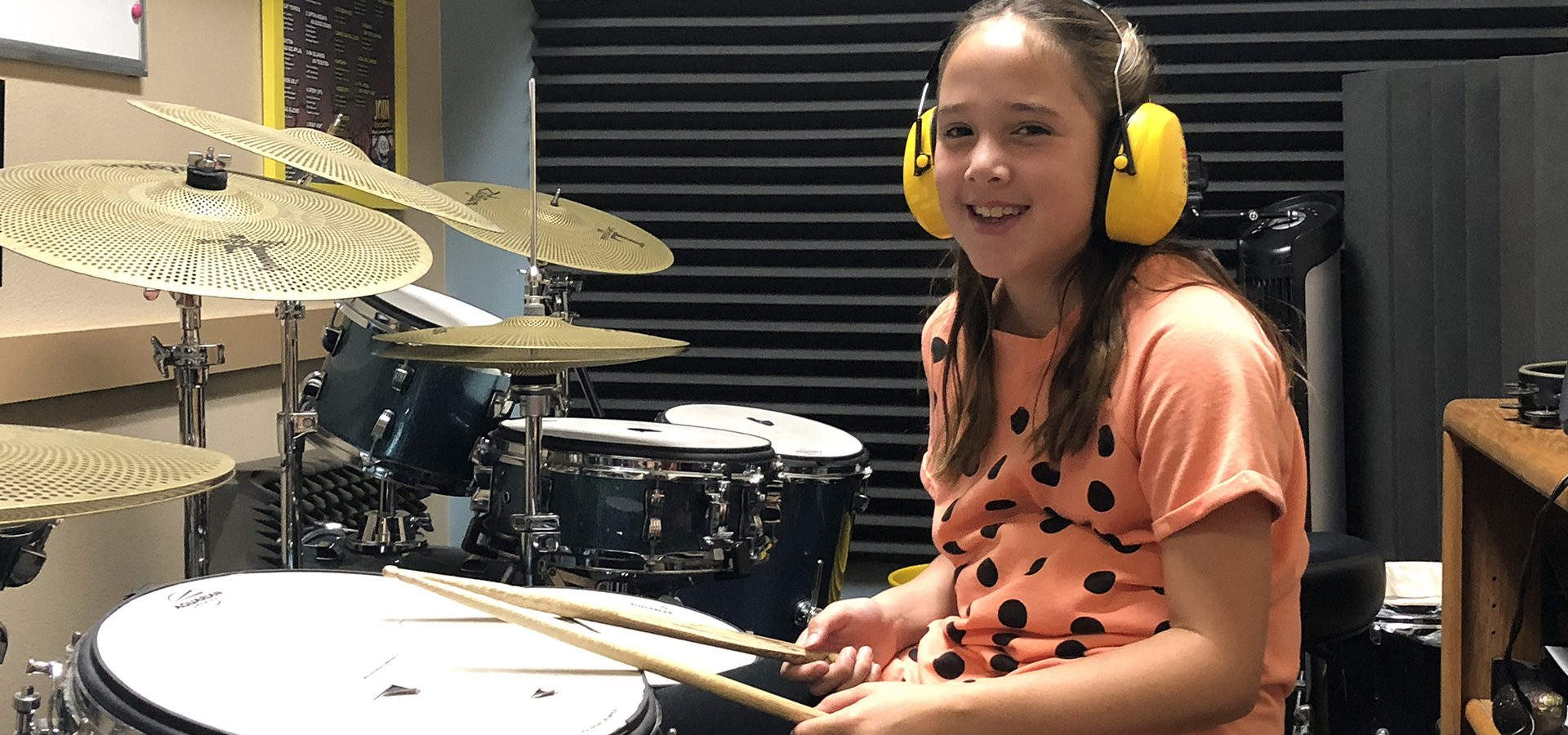 Intro to Music Camp - Drum Lessons - Sherman Oaks, Los Angeles - Join The Band