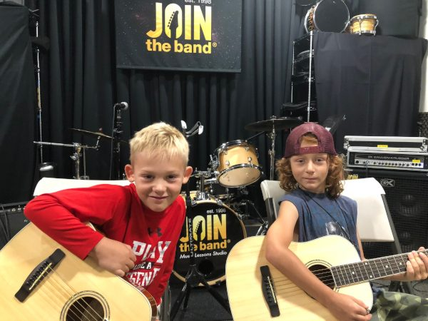 Intro to Music Camp - Guitar Lesson - Sherman Oaks, Los Angeles - Join The Band