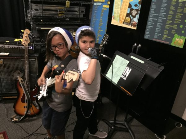 Intro to Music Camp - Guitar Singer Lessons - Sherman Oaks, Los Angeles - Join The Band