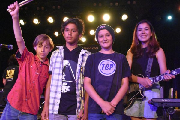 Rock Band Music Camp - Kids - Sherman Oaks, Los Angeles - Join The Band