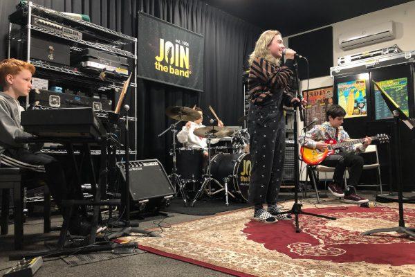Rock Band Music Camp - Teens - Sherman Oaks, Los Angeles - Join The Band
