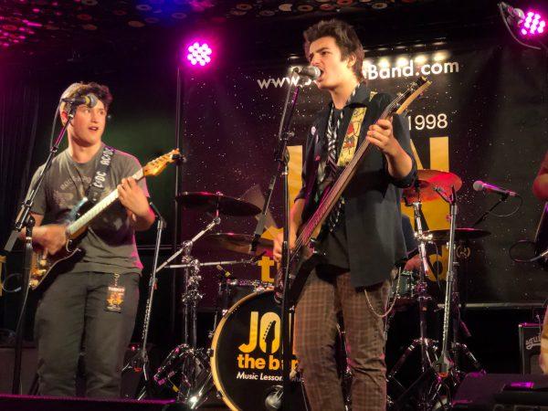 Summer Band Program - Rock Band Music Camp - Teens - Sherman Oaks, Los Angeles - Join The Band