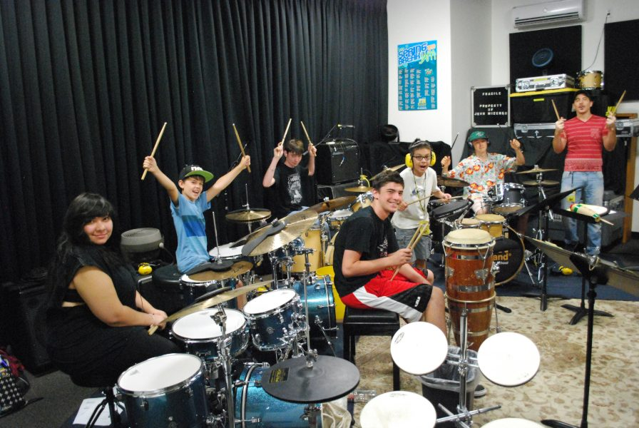 Summer Music Camps - Drums - Sherman Oaks, Los Angeles - Join The Band