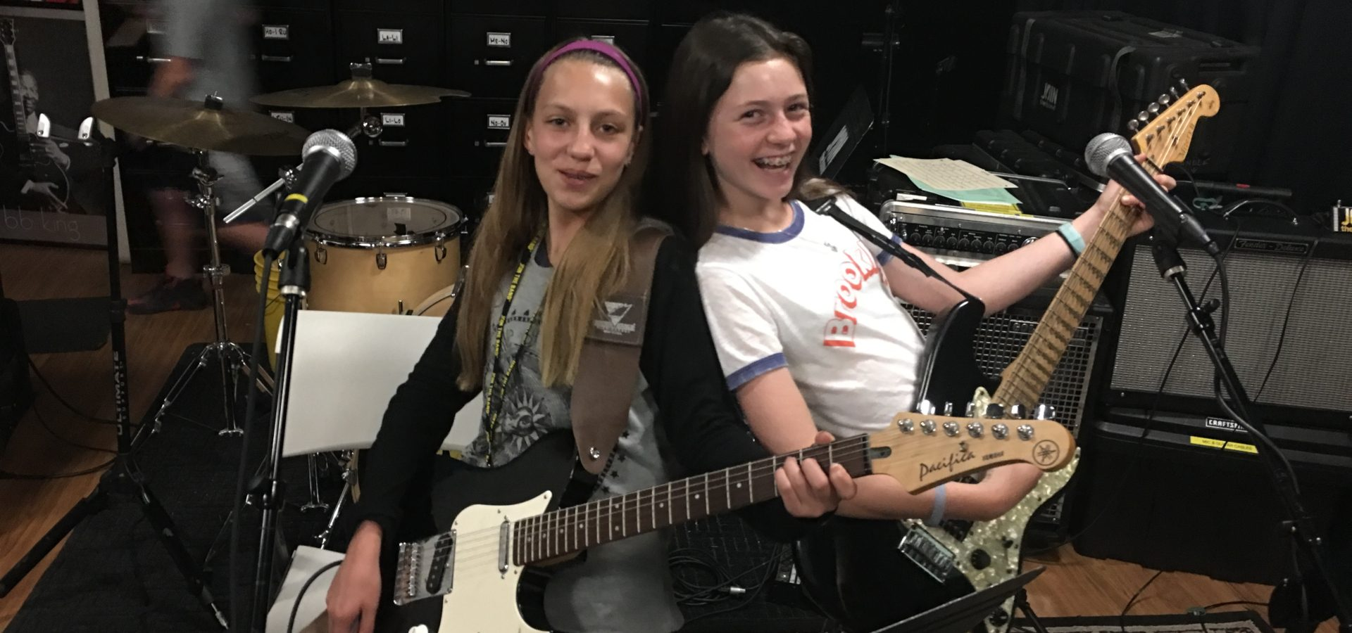 Summer Music Camps - Girls Rock Band - Sherman Oaks, Los Angeles - Join The Band