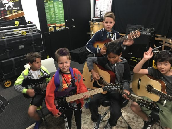 Summer Music Camps - Kids, Beginner - Sherman Oaks, Los Angeles - Join The Band