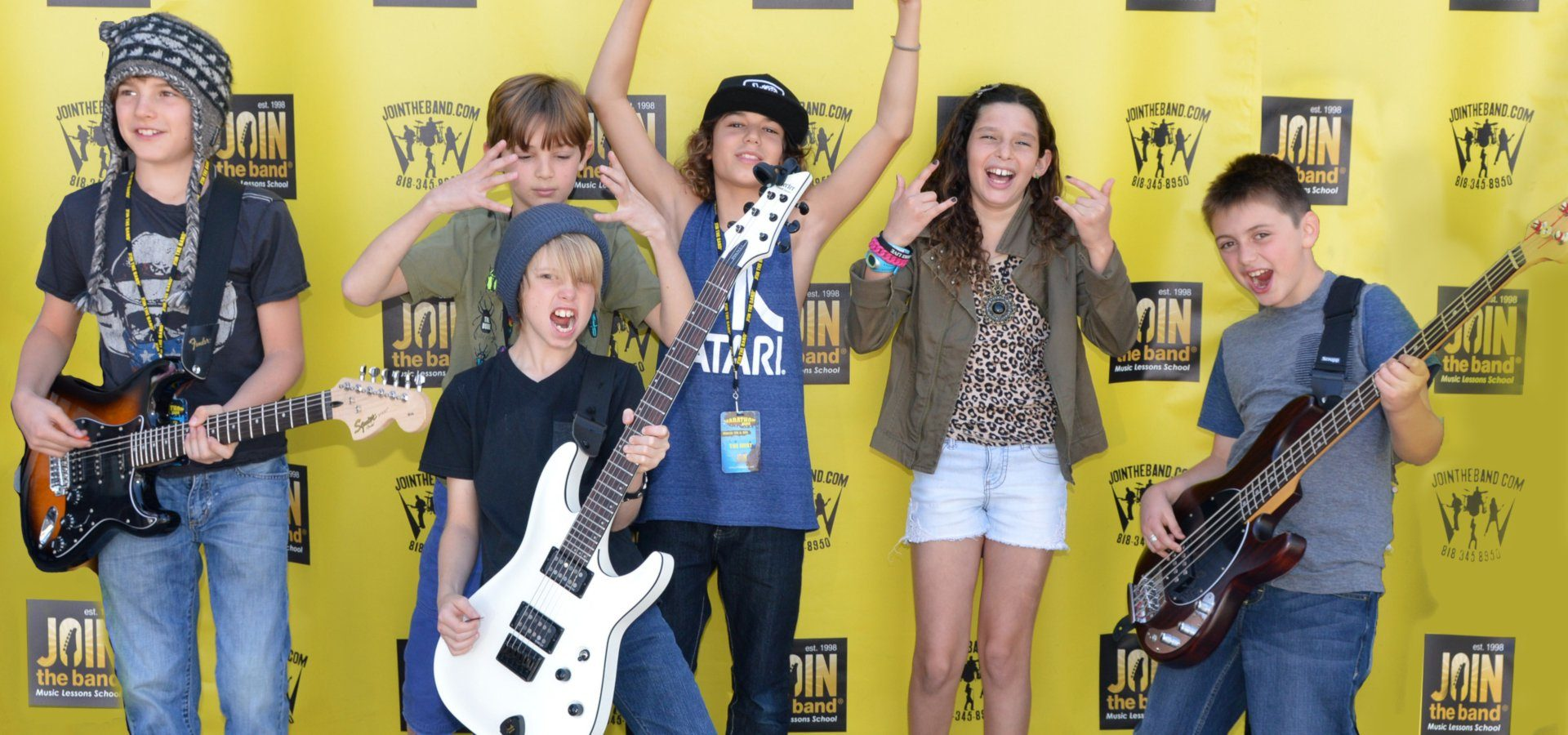 Summer Music Camps - Kids - Sherman Oaks, Los Angeles - Join The Band