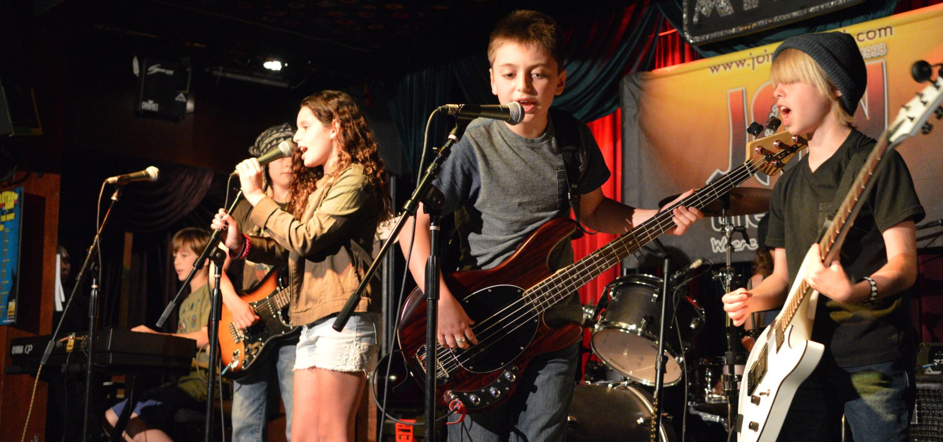 Summer Music Camps - Rock Band - Sherman Oaks, Los Angeles - Join The Band