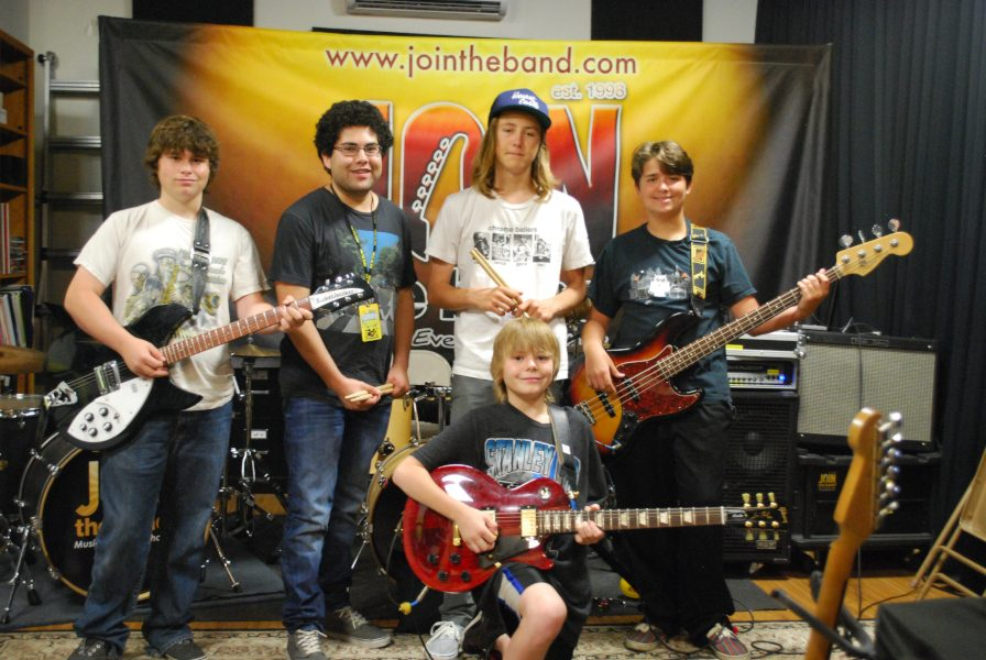Jazz & Blues Music Camp - Quintet - Sherman Oaks, Los Angeles - Join The Band