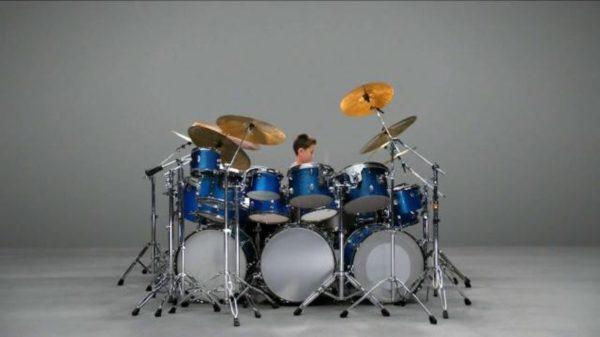 Johnny - Drum Set - Verizon TV Spot