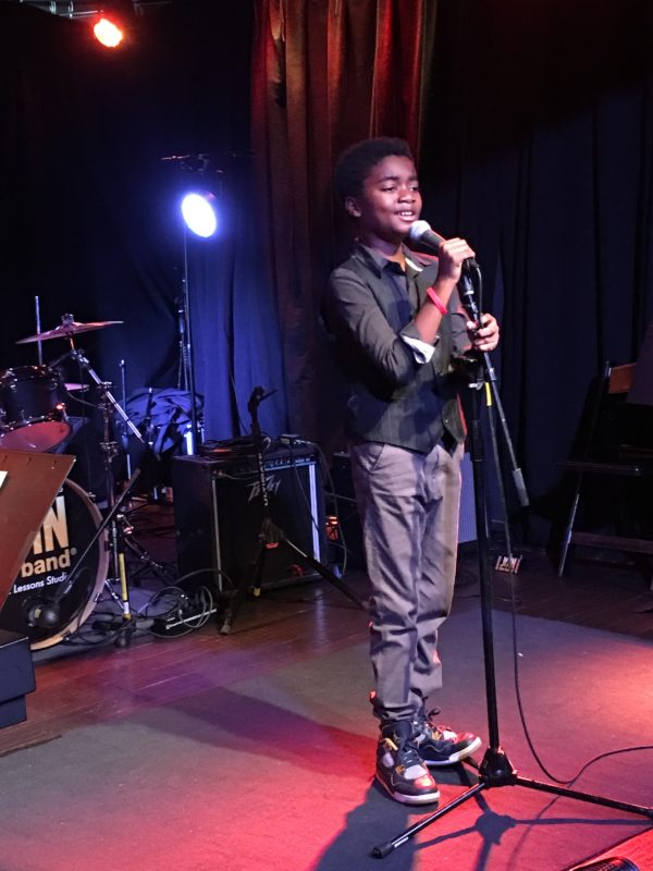 Singing Music Camp - Boy - Sherman Oaks, Los Angeles - Join The Band