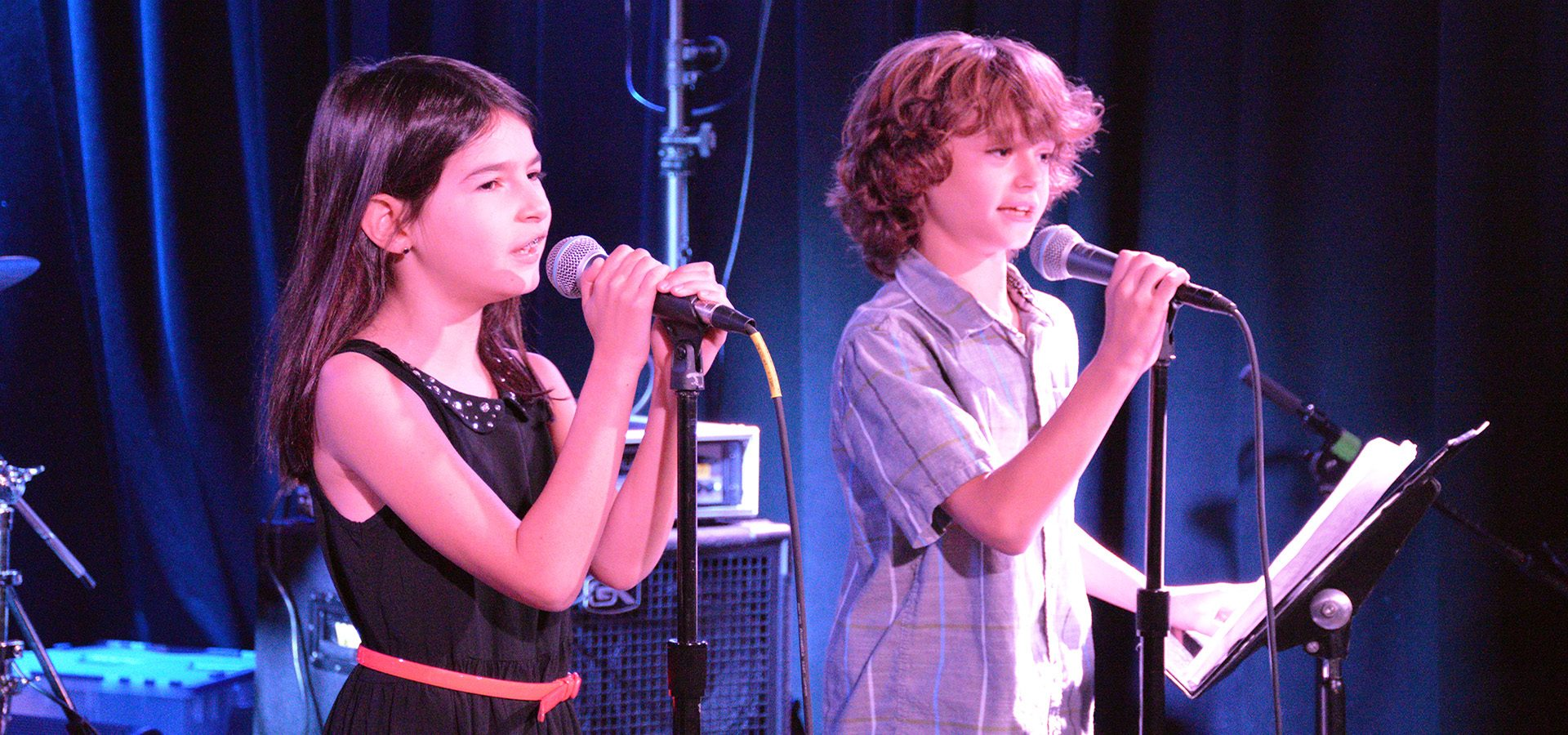 Singing Music Camp - Girl and Boy - Sherman Oaks, Los Angeles - Join The Band