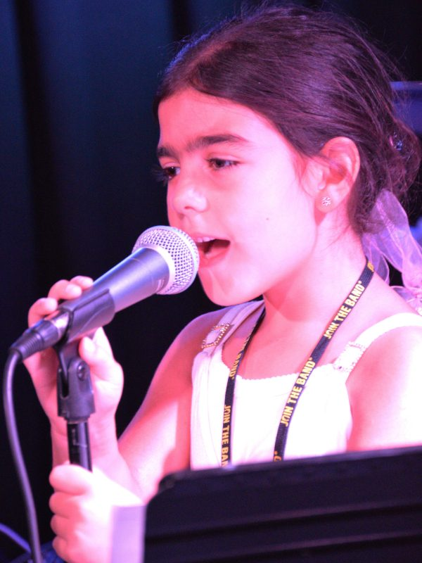 Singing Music Camp - Girl - Sherman Oaks, Los Angeles - Join The Band