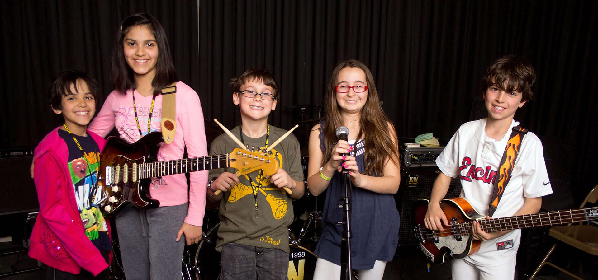 Songwriting Music Camp - Kids - Sherman Oaks, Los Angeles - Join The Band