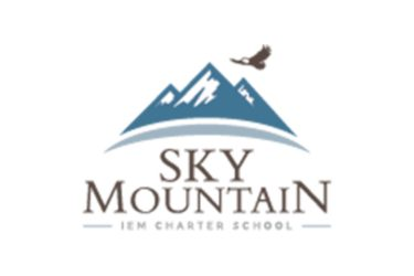 Sky Mountain Charter School Logo