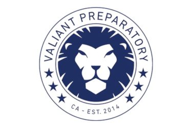 Valiant Prepatory Homeschool Logo