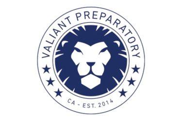 Valiant Prepatory Homeschool Logo
